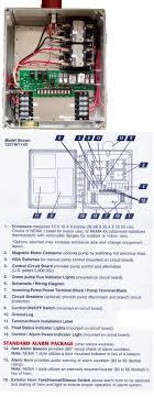 ultra nataor system duplex alternator pump control 1029624 duplex alternator control panel