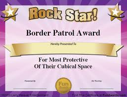 Most Likely To Award Template Funny Office Awards 101 Printable Award Certificates For