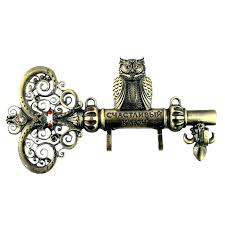 small decorative hooks for keys owl wall ornament home decoration horse key hook retro furniture creative key hook
