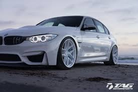 BMW 5 Series bmw m3 in white : All-White BMW M3 Is A Unique Tuning Project   BMW M3 F80 ...