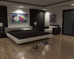 Simple Modern Bedroom Simple Modern Bedroom Decorating Ideas With Big Bed And Beautiful