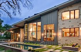 hill country modern house plans plan texas austin