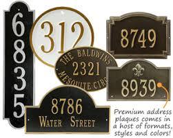 home address plaques. Address Plaques Home S