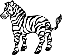 Browse your favorite printable zebra coloring pages category to color and print and make your own zebra coloring book. Free Printable Zebra Coloring Pages For Kids Zebra Coloring Pages Animal Coloring Pages Cute Coloring Pages