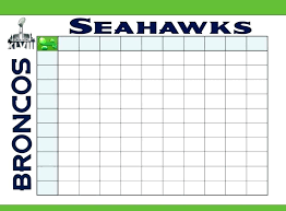 Printable Football Squares Template Hitachicustomersupport