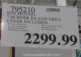 kitchenaid 860 0003. deal for the kitchenaid seven burner outdoor island gas grill (model 860- 0003) kitchenaid 860 0003 z