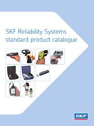 Enveloped Acceleration Severity Chart Skf Reliability Systems Standard Product Catalogue