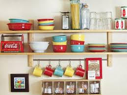 best colorful furniture for small kitchen storage ideas
