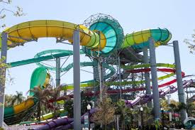 first look what to expect at vanish point the new drop slide at adventure island w
