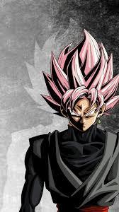 Goku Black Rose Live Wallpaper Iphone