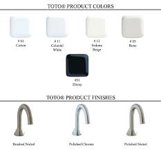 Toto Toilet Colors Cotton Vs Colonial White Inspiredho Me