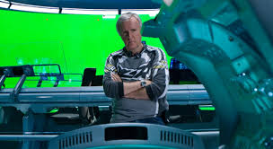 movie review avatar adobeairstream james cameron on the set of avatar