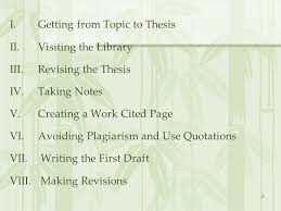 literary research paper ppt  literary research paper 2 getting