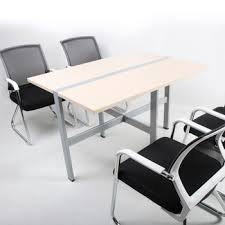 foldable office table. school furniture wooden mfc melamine folding modern office table foldable e