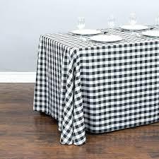 plastic tablecloth