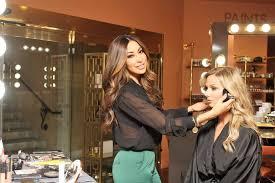 lissette waugh left is the founder of l makeup insute