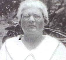 Olive Virginia Sims (Gilbert) (1878 - 1964) - Genealogy