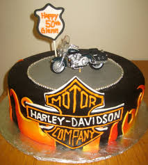 Harley Davidson Party Decorations Harley Davidson Cake Birthday Ithaca Cakepinscom Cakes
