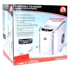 magic chef countertop ice maker instructions igloo portable ice maker manual igloo ice maker parts style