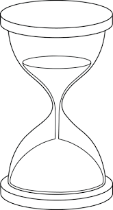 Hourglass Clipart Simple Frames Illustrations Hd Images