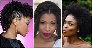 natural hairstyles in nigeria for every day and solemn events