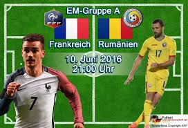 Karel brückner wird die aufstellung von österreich im spiel österreich gegen frankreich erst kurz vor spielbeginn. Em 2016 Eroffnungsspiel Ergebnis 2 1 Frankreich Rumanien Live Im Zdf Aufstellung Frankreich Und Aufstellung Rumanien