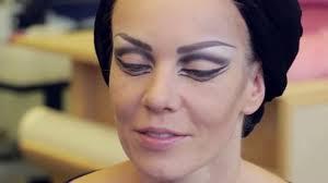 hallowe en special make up tutorial from scottish ballet glasgow theatre