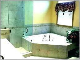 mobile home bathtub shower combo garden tub corner tubs at faucet drain