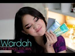 wardah one brand tutorial kiara leswara