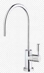 water filter tap filtration drinking water brushed metal faucet
