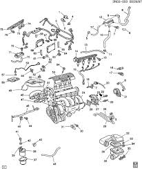 engine diagram for pontiac g engine wiring diagrams