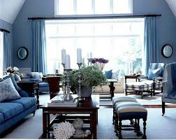 Design Trend Decorating With Blue  HGTVBlue And Gray Living Room Ideas