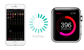 i sync my apple watch with my iphone