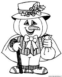 Disegno Halloween Disegno Di Halloween Da Colorare