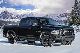Detroit Auto Show: New Ram 1500 Rebel Pickup Truck Makes Debut
