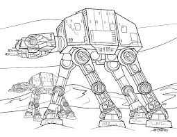 The list of coloring cliparts below is possibly the most comprehensive list of star wars coloring pages. Star Wars Coloring Pages To Print Or Do Digitally Theme Park Professor