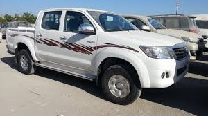 Brand New Toyota Dubai, Toyota Vehicles Dubai, New Hilux for Export.
