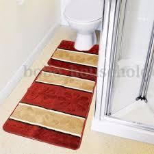 Bathroom Rugs Set Bathroom Bathroom Rug Sets 25 Enhance The Bathroom Decor With