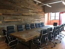 conference table chevron by lisa and eric bidwell