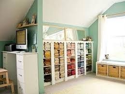 281 best Quilting Studio Ideas images on Pinterest | Organizers ... & quilt room ideas Adamdwight.com