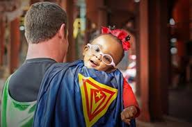 MAXINE BECK: 2-year-old Ava Garrett thriving despite cerebral palsy; gets  to meet her 'superhero' | The Daily Home | annistonstar.com