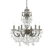 paige crystal chandelier pottery