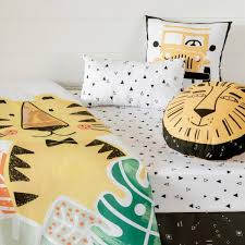 baby tiger twin baby bedding set 100355