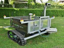 the phoenix is an electro powered robot designed for agricultural use like scouting mapping and weeding furthermore in research it is used as an