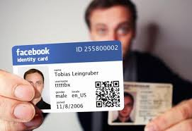 Work Identity Card Get Your Own Facebook Google Id Card Zdnet