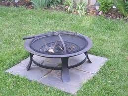 garden treasures fire pit