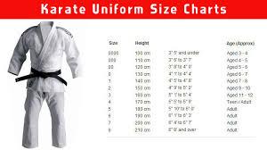 Karate Belt Size Chart Factory Tour