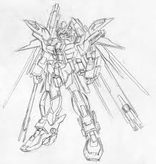 611x640 destiny gundam type b by mvrs on deviantart