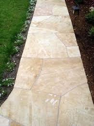 seal flagstone apply sealer stone