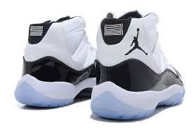 jordan shoes 11 white. cheap air jordan 11 xi concord white black-dark for sale-3 shoes